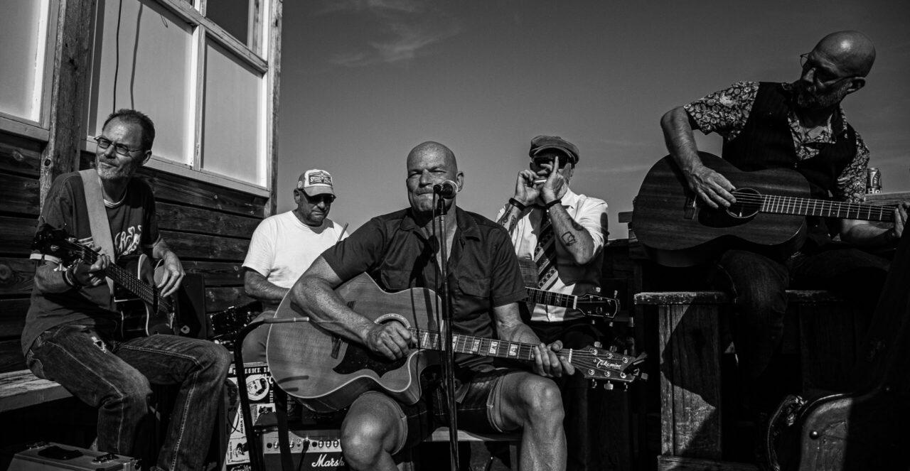 Baldrick Brothers - Press Photo - unplugged