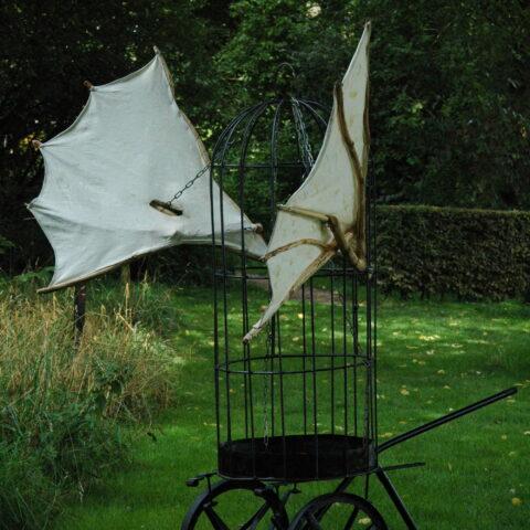 Vleugelkar - Rob Maaskant